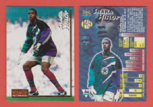 Newcastle United Shaka Hislop Trinidad & Tobago